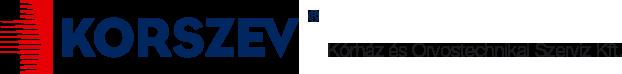 KORSZEV logó: orvosi műszer, orvosi eszközök, orvostechnikai eszközök